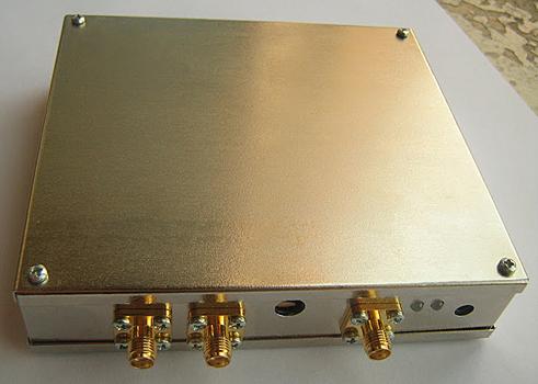 SG Lab Ltd 1296MHz / 144MHz Transverter